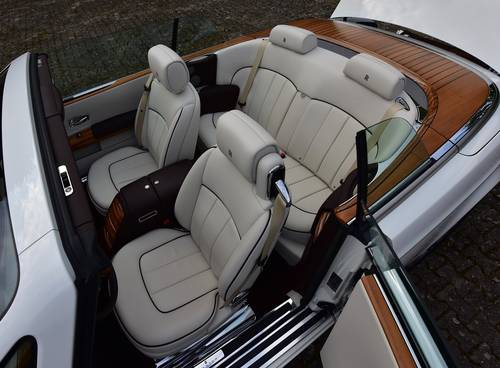 2015 Rolls Royce Phantom Drop Head Coupé LHD For Sale (picture 4 of 6)