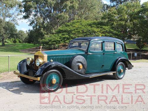 1925 Rolls Royce Phantom 1 For Sale (picture 1 of 6)