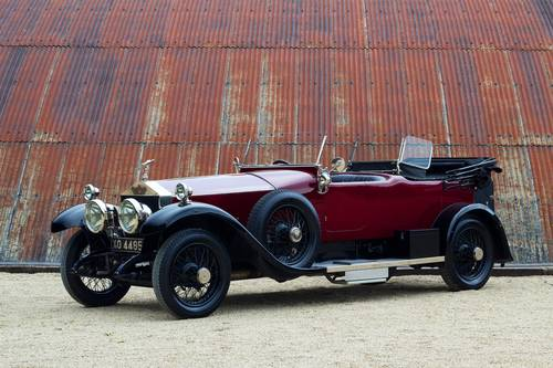 1921 ROLLS ROYCE 40/50HP SILVER GHOST TOURER SOLD (picture 1 of 6)