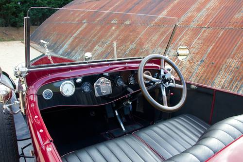 1921 ROLLS ROYCE 40/50HP SILVER GHOST TOURER SOLD (picture 4 of 6)
