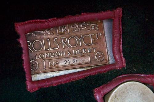 1921 ROLLS ROYCE 40/50HP SILVER GHOST TOURER SOLD (picture 6 of 6)