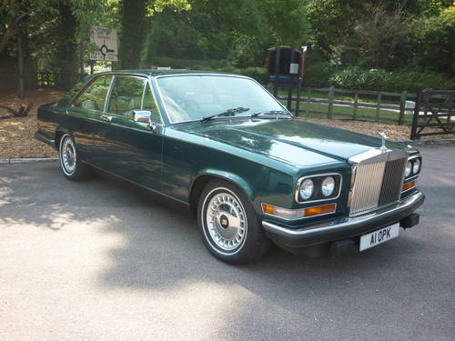 1984 Rolls-Royce Camargue SOLD (picture 2 of 6)