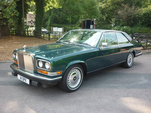 1984 Rolls-Royce Camargue SOLD (picture 3 of 6)