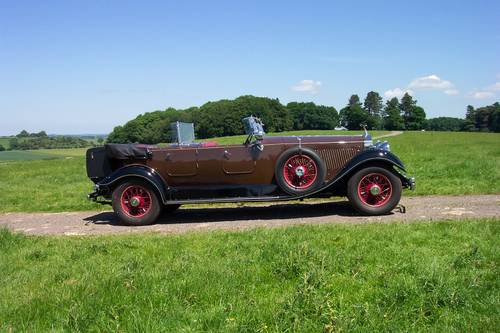 1934 Rolls Royce Phantom II Open All Weather Dual Cowl Toure For Sale (picture 1 of 6)