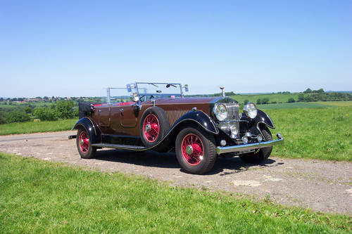 1934 Rolls Royce Phantom II Open All Weather Dual Cowl Toure For Sale (picture 2 of 6)