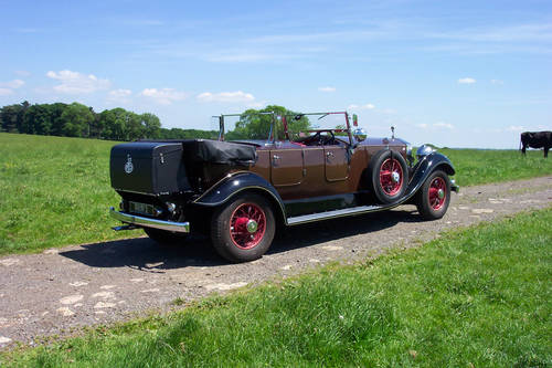 1934 Rolls Royce Phantom II Open All Weather Dual Cowl Toure For Sale (picture 3 of 6)