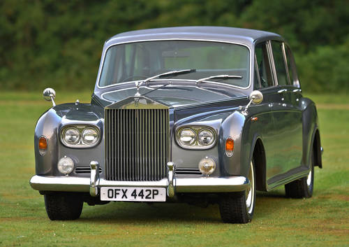 1975 Rolls-Royce Phantom VI For Sale (picture 1 of 6)