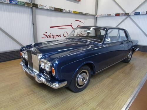 1971 Rolls Royce Corniche Series 1 MPW Coupé For Sale (picture 1 of 6)