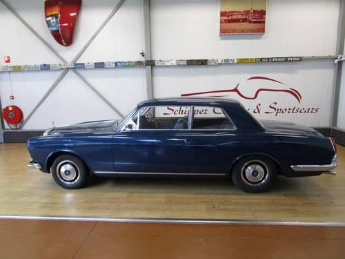 1971 Rolls Royce Corniche Series 1 MPW Coupé For Sale (picture 2 of 6)