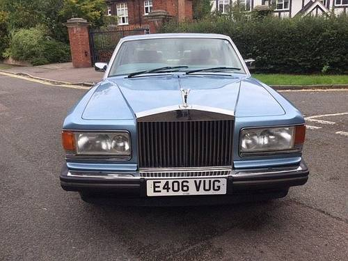 Rolls Royce Silver Spirit 1988 47,400 Miles ABS/ Injection SOLD (picture 4 of 6)