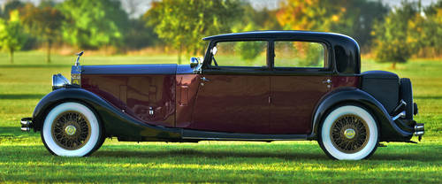 1933 Rolls Royce Phantom II sports saloon  For Sale (picture 3 of 6)