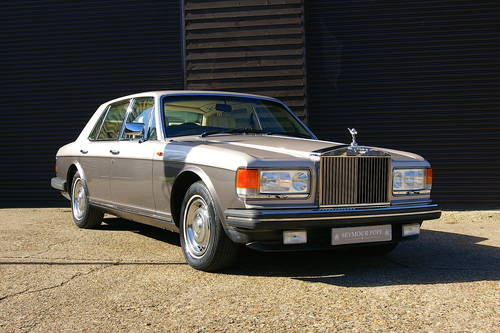 1984 Rolls Royce Silver Spur 6.8 Saloon Auto (23,342 miles) SOLD (picture 2 of 6)