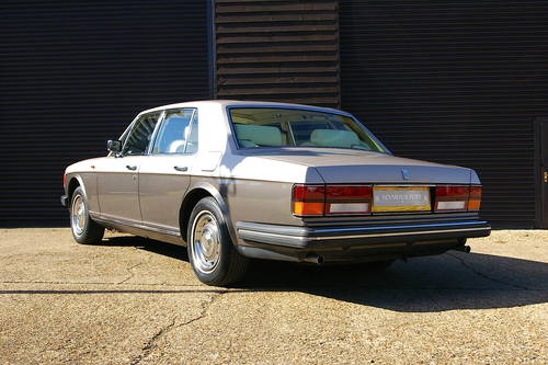 1984 Rolls Royce Silver Spur 6.8 Saloon Auto (23,342 miles) SOLD (picture 3 of 6)
