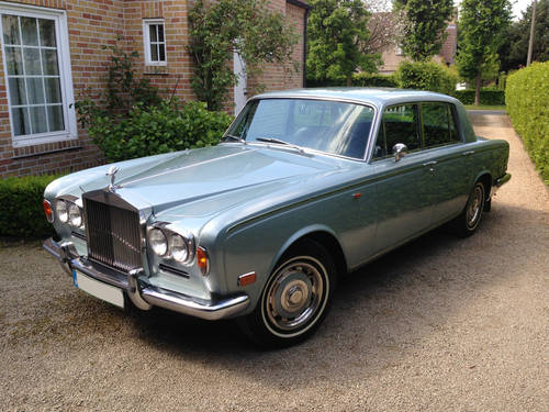Rolls Royce Silver Shadow LHD, 1972. For Sale (picture 1 of 6)