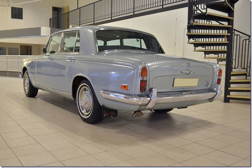 Rolls Royce Silver Shadow LHD, 1972. For Sale (picture 3 of 6)
