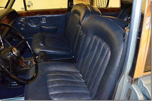 Rolls Royce Silver Shadow LHD, 1972. For Sale (picture 5 of 6)