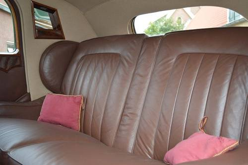 1948 Rolls-Royce Silver Wraith Park Ward Saloon For Sale (picture 5 of 6)