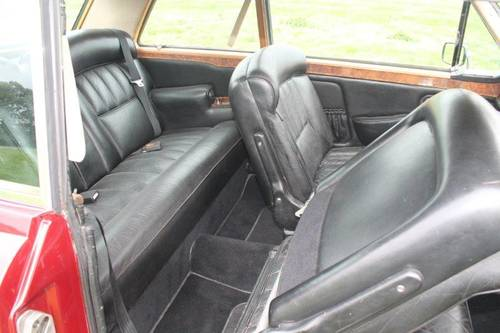 1972 Rolls Royce Corniche, Fixed head coupe. For Sale (picture 6 of 6)