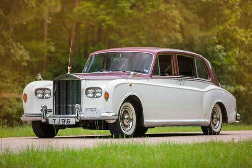 1971 Rolls Royce PHANTOM VI BY MPW SOLD (picture 1 of 6)