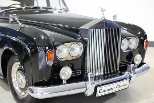 1963  Rolls Royce Silver Cloud III Standard Saloon  SOLD (picture 1 of 6)