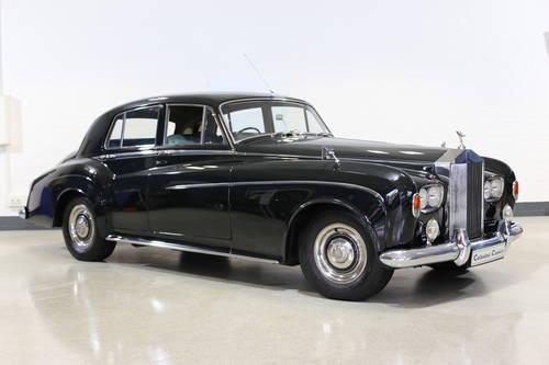 1963  Rolls Royce Silver Cloud III Standard Saloon  SOLD (picture 2 of 6)