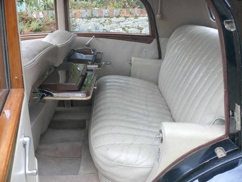 1934 Rolls Royce 20/25 Sports Saloon By Park Ward  For Sale (picture 6 of 6)