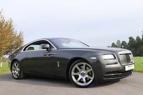 2014 ROLL-SROYCE WRAITH For Sale (picture 1 of 6)