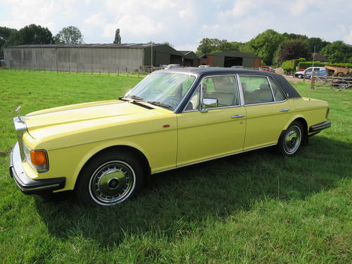 1990 Rolls-Royce Silver Spirit II SOLD (picture 1 of 6)