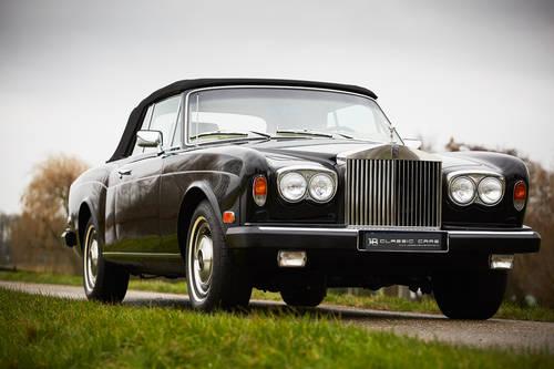 Rolls Royce Corniche 1978  For Sale (picture 2 of 6)
