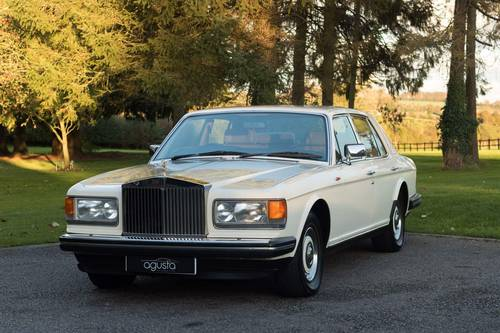 1985 Rolls Royce Silver Spirit 6.8 For Sale (picture 1 of 6)
