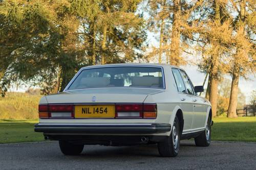 1985 Rolls Royce Silver Spirit 6.8 For Sale (picture 4 of 6)