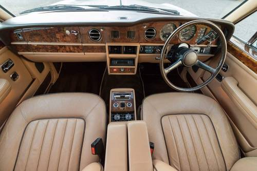 1985 Rolls Royce Silver Spirit 6.8 For Sale (picture 6 of 6)