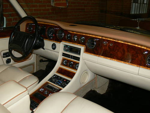 1990 Rolls Royce Cornich SOLD (picture 3 of 6)
