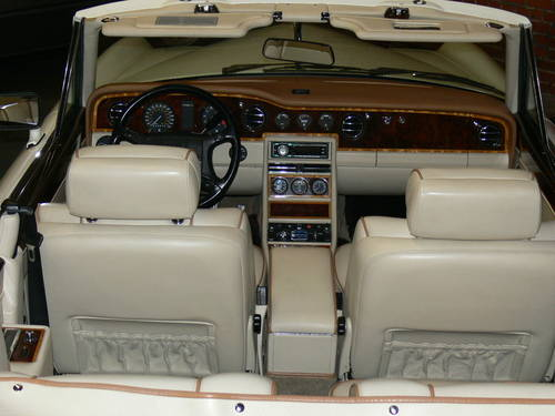 1990 Rolls Royce Cornich SOLD (picture 5 of 6)