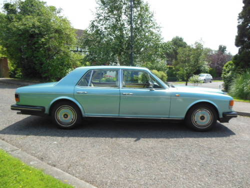 Rolls Royce Silver Spirit 1989 G Reg  ABS/ Injection  SOLD (picture 2 of 6)