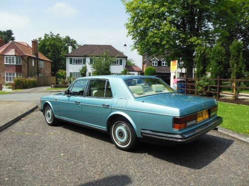 Rolls Royce Silver Spirit 1989 G Reg  ABS/ Injection  SOLD (picture 3 of 6)