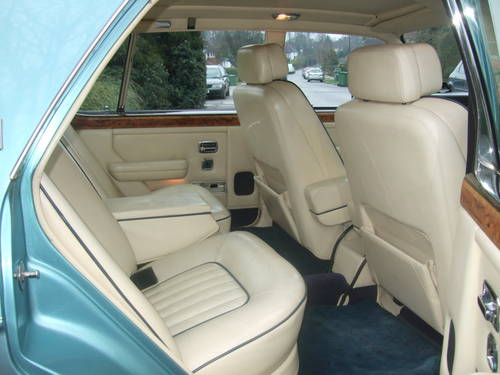 Rolls Royce Silver Spirit 1989 G Reg  ABS/ Injection  SOLD (picture 5 of 6)