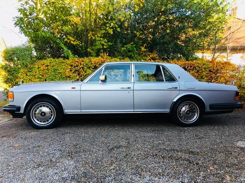 1991 ROLLS ROYCE SILVER SPIRIT II - ONLY 66K MILES - FSH SOLD (picture 3 of 6)