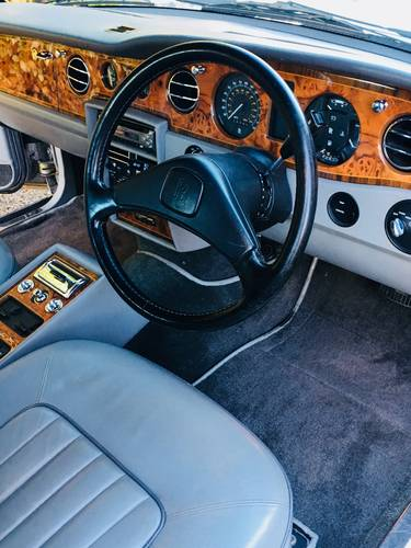 1991 ROLLS ROYCE SILVER SPIRIT II - ONLY 66K MILES - FSH SOLD (picture 4 of 6)
