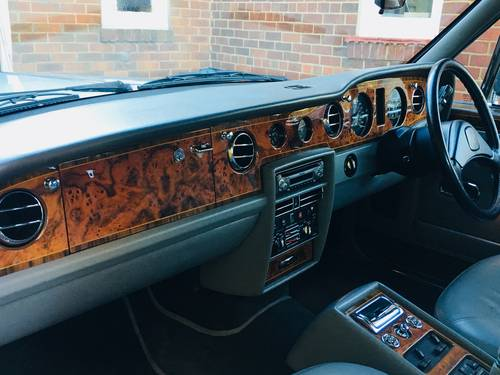1991 ROLLS ROYCE SILVER SPIRIT II - ONLY 66K MILES - FSH SOLD (picture 5 of 6)