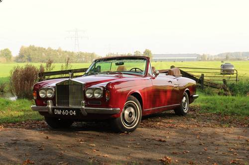 Rolls Royce Corniche LHD, 1970 For Sale (picture 1 of 6)