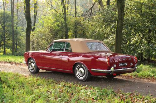 Rolls Royce Corniche LHD, 1970 For Sale (picture 4 of 6)