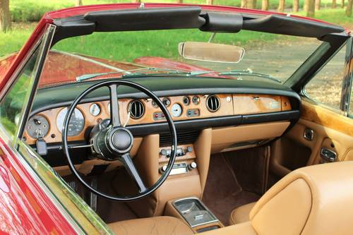 Rolls Royce Corniche LHD, 1970 For Sale (picture 5 of 6)