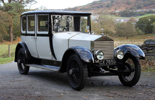 Land Rover Bethesda >> 1926 Rolls-Royce 20hp Rippon Limousine GCK7 For Sale | Car And Classic