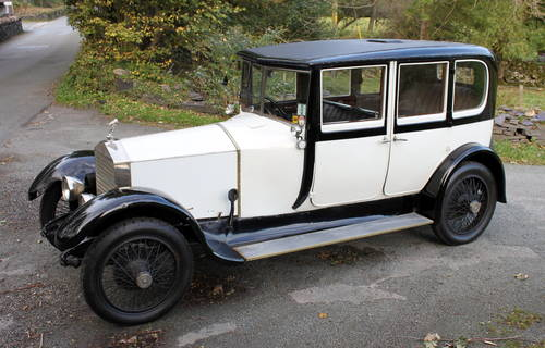 1926 Rolls-Royce 20hp Rippon Limousine GCK7 For Sale (picture 2 of 6)