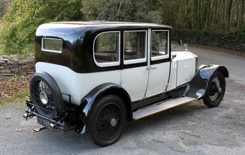 1926 Rolls-Royce 20hp Rippon Limousine GCK7 For Sale (picture 3 of 6)