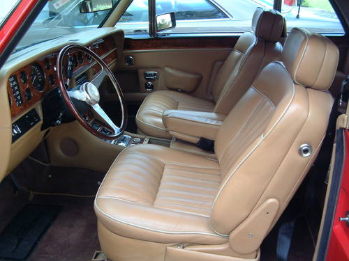 1988 Rolls Royce Corniche II Convertible LHD For Sale (picture 5 of 6)