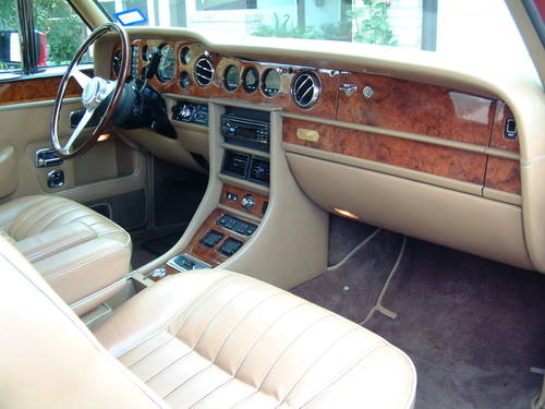 1988 Rolls Royce Corniche II Convertible LHD For Sale (picture 6 of 6)