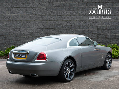 2017 Rolls-Royce Wraith (RHD) SOLD (picture 2 of 6)