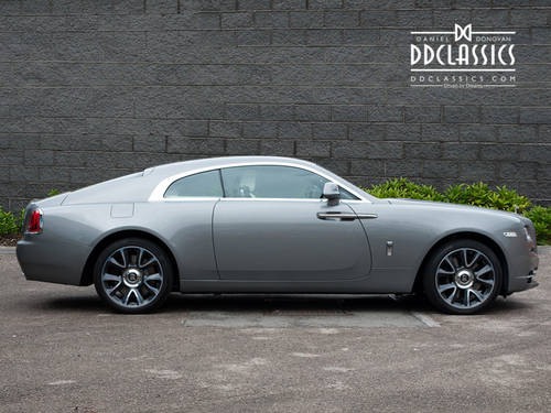 2017 Rolls-Royce Wraith (RHD) SOLD (picture 3 of 6)